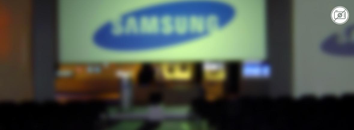 Samsung roadshow